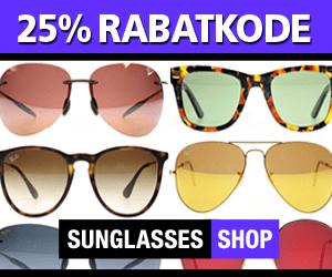 sunglasses rabatkode