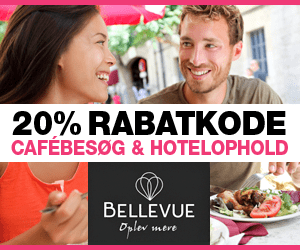 Bellevuebox rabatkode
