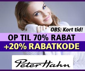 70% Peterhahn rabat
