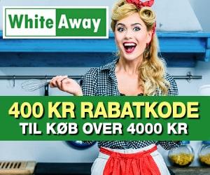 20% WhiteAway rabatkode