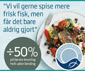 Skagenfood 50% rabat