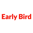 earlybird rabatkode