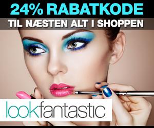 Lookfantastic 24% rabatkode