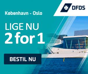 Bookingkode DFDS Seaways