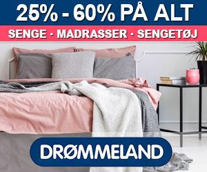 70% Drømmeland rabat