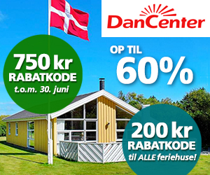 Dancenter 7% kampagnekode