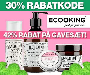 30% rabatkode ecoooking